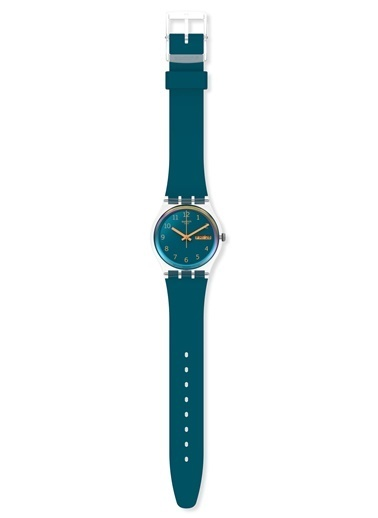 Swatch Ge721 Erkek Kol Saati Yeşil